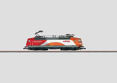 "Märklin 88526 Z Gauge electric locomotive BR 120.1 the DB AG ""Märklin My World"""