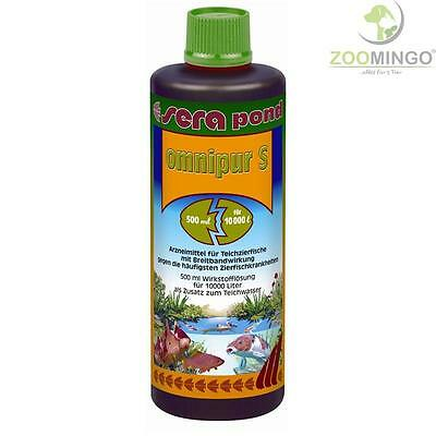 Sera pond ominipur S 500ml