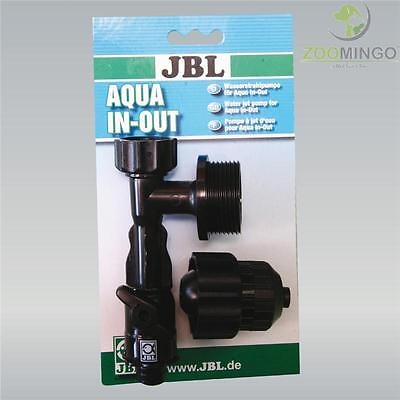 JBL Aqua In-Out Wasserstrahlpumpe (f.Schl.12/16)+