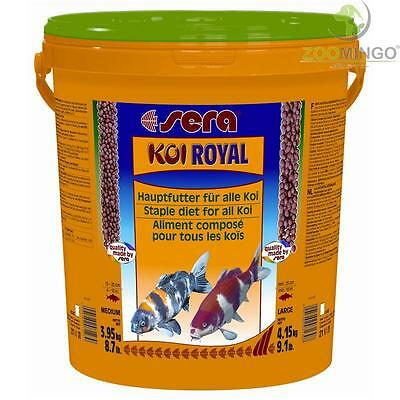 Sera Koi Royal HF medium 21 Liter • EUR 45,07