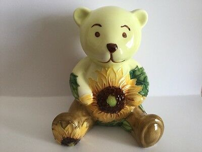 Old Tupton Ware Teddy New And Boxed - Sunflower Design