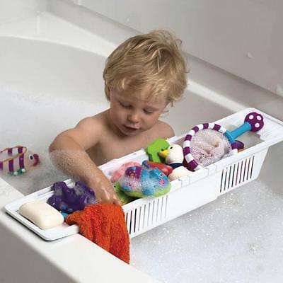 BabyDan Bath Toy Storage Basket Organiser Baby Child Play Bathing Accessory