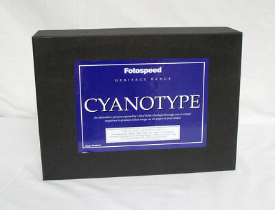 Fotospeed Cyanotype Alternative Processing Kit