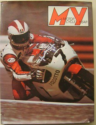 Motor Cycle Year Number 1 1975/76 covers 1975 Industry Racing Motocross Results