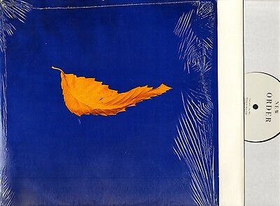 "NEW ORDER true faith FAC 183 uk factory 1987 in open shrink + inner 12"" PS EX+"