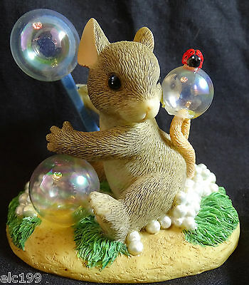 Charming Tails Figurine A Bubbly Personality  Figurine
