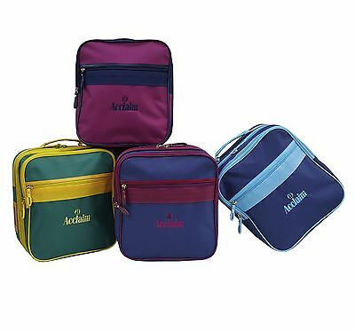 ACCLAIM Alnwick Nylon Small Mini Four Bowls Bowlers Locker Bag Removable Base