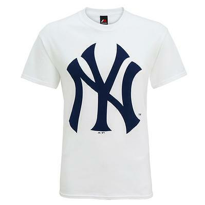 Bnwt Baseball Official American Sports Merchandise New York Yankees T-Shirt S-Xl