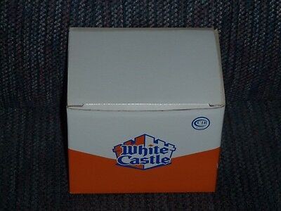 WHITE CASTLE - Craver Nation Coffee Cup/Mug - Brand New In Box