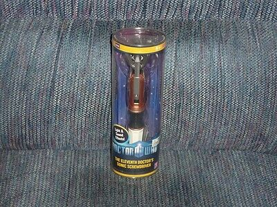 """DOCTOR WHO - The Eleventh Doctor's 10"""" Sonic Screwdriver - Light & Sound Effects"""