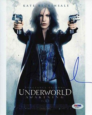Kate Beckinsale Underworld Autographed Signed 8x10 Photo Certified PSA/DNA