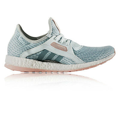 Adidas PureBOOST X Womens Cushioned Running Sports Shoes Trainers Pumps