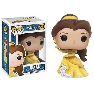Beauty and the Beast - Belle Pop! Vinyl Figure NEW Funko