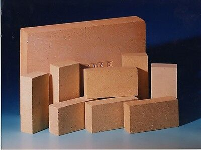 FIREBRICKS 6 of 230 x 114 x 38mm or 64mm or 76mm