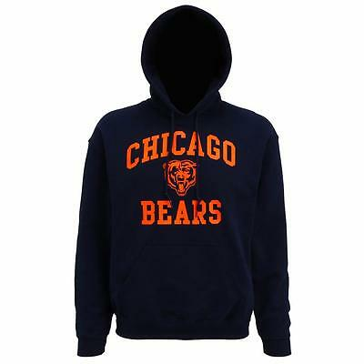 Bnwt Nfl Official American Sports Merchandise Chicago Bears  Hoodie S-Xl