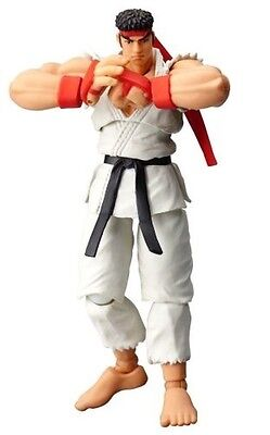 Used Revoltech SFO Street Fighter Online Mouse Generation Ryu Figure Kaiyodo F/S