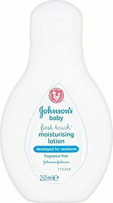 Johnson's Baby First Touch Moisturising Lotion 250ml