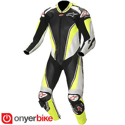 Alpinestars Racing Race Replica 1 One Piece Leather Motorbike Motorcycle Suit