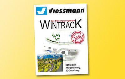 Viessmann 1006 WINTRACK 13.0 Vollversion mit 3D, DEUTSCH#NEU in OVP#