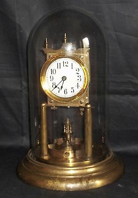 Quality & Very Rare Torsion, 400 Day, Anniversary Clock
