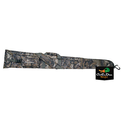 New Tanglefree Flight Series Floating Gun Case Shotgun Optifade Timber Camo