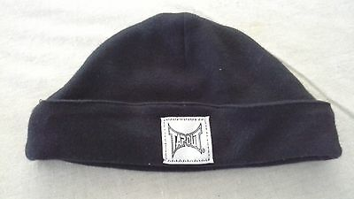 TAP OUT baby beanie hat size 6-9 months black