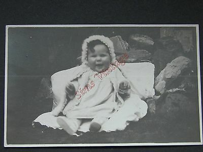 Children E Postcard Happy Laughing Baby  042