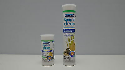Interpet Keep it Clean Cleaning Tablets for Tropical Fish Tanks Aquariums