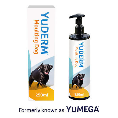 Yumega Dog Skin & Coat Supplement 250ml