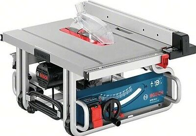 Bosch GTS 10J 240v 250mm Table Saw