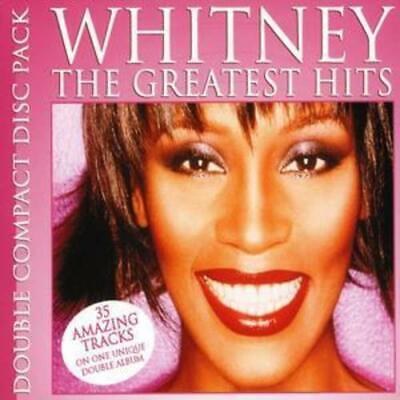 Whitney Houston : The Greatest Hits CD 2 discs (2003) FREE Shipping, Save £s