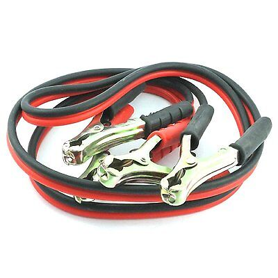 MasterStor Jump Leads Booster Cables for Diesel Cars ,Jump Start Vehicles Lead