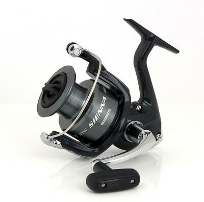 Shimano NEW Carp Coarse Fishing Sienna 4000 FE Reel - SN4000FE