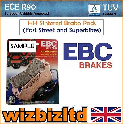 EBC FA209//2HH Replacement Brake Pads for Rear BMW R 1200 GS 13-15