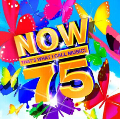 Various Artists : Now That's What I Call Music! 75 CD (2010)