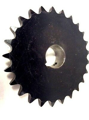 BROWNING H6025X 1 7/16 Finished Bore Roller Chain Sprocket Single Strand Steel