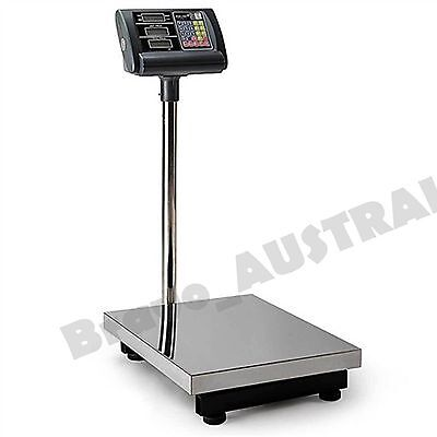300kg Commercial Digital Platform Scale Computing Electronic Price Weight