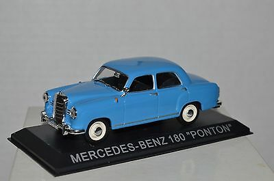 Die Cast Legendary Cars Auto  Scala  1:43 - MERCEDES BENZ 180 PONTON