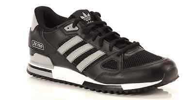 the latest 136b1 1b863 adidas zx 750 nere pelle
