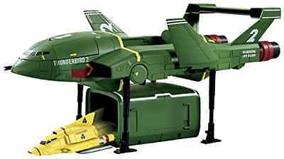 Thunderbirds Supersize TB2 with TB4 Vehicle, Multicolored .