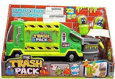 The Trash Pack Trashies Garbage Truck .