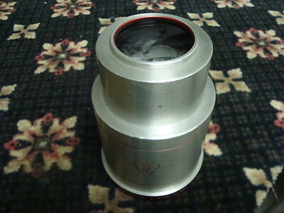 "35mm/70mm Bausch & Lomb Super Cinephor Projection Lens 5.75"" - 146.0mm"