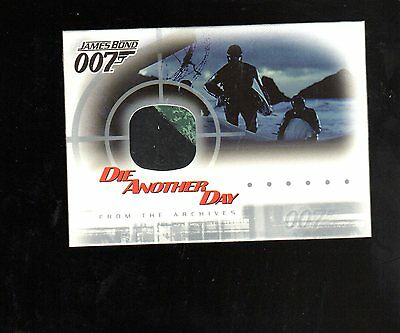 James Bond Die Another Day 18 card Exspansion  card set