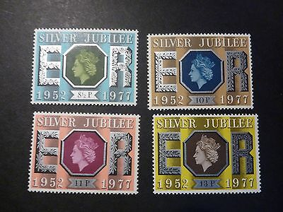 Lot of 1970s Great Britain stamp sets, MNH