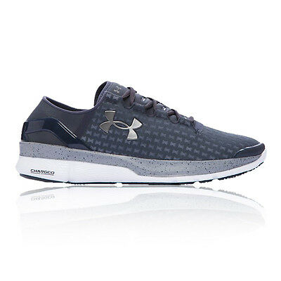 Under Armour Speedform Turbulence Clutch Mens Grey Running Shoes Trainers