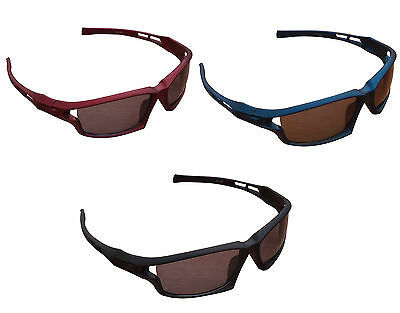 ACCLAIM A1 Fishing Sports Sunglasses Plastic Frame Vented Polycarbonate Lens