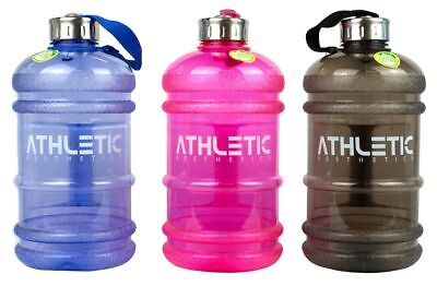 ATHLETIC AESTHETICS Water Jug Gallon 2.2L Trinkflasche BPA Free Waterjug