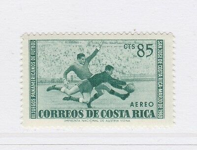 A2P51 COSTA RICA AIR POST STAMP 1960 85c MH*
