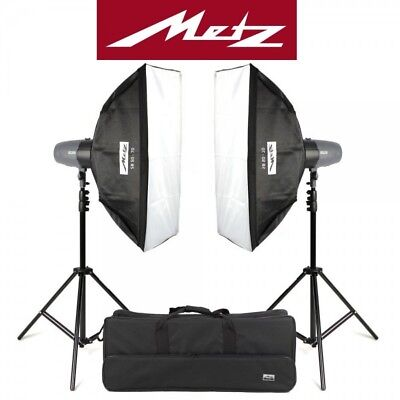 Kit Flashes de estudio Mecastudio BL-400 SB-Kit II | BargainFotos