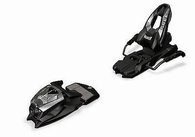 Marker Free 8 Ski Bindings (Black, 100mm) Mens Unisex All Mountain Freestyle